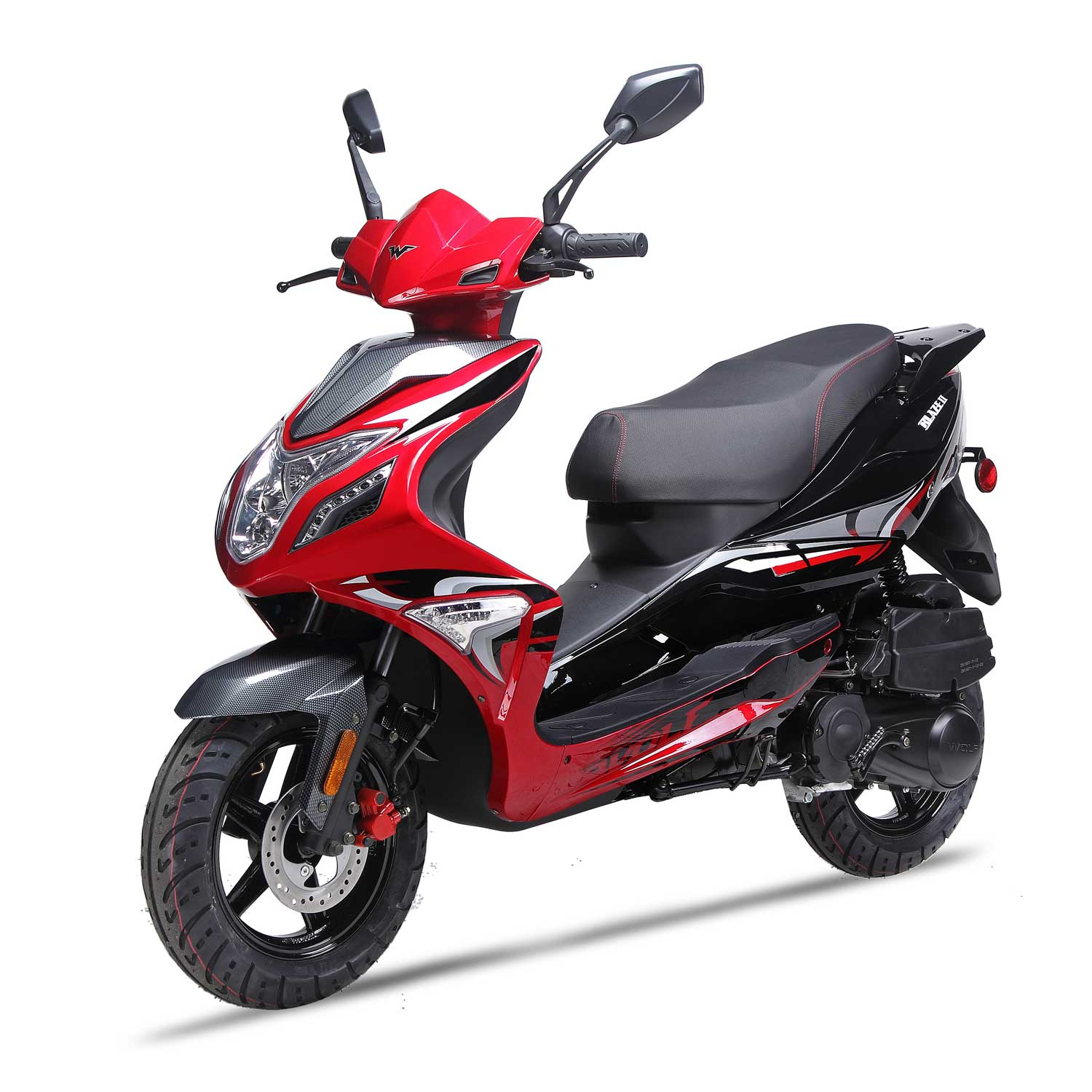 150cc Scooter Wolf Blaze II - 150cc Scooter