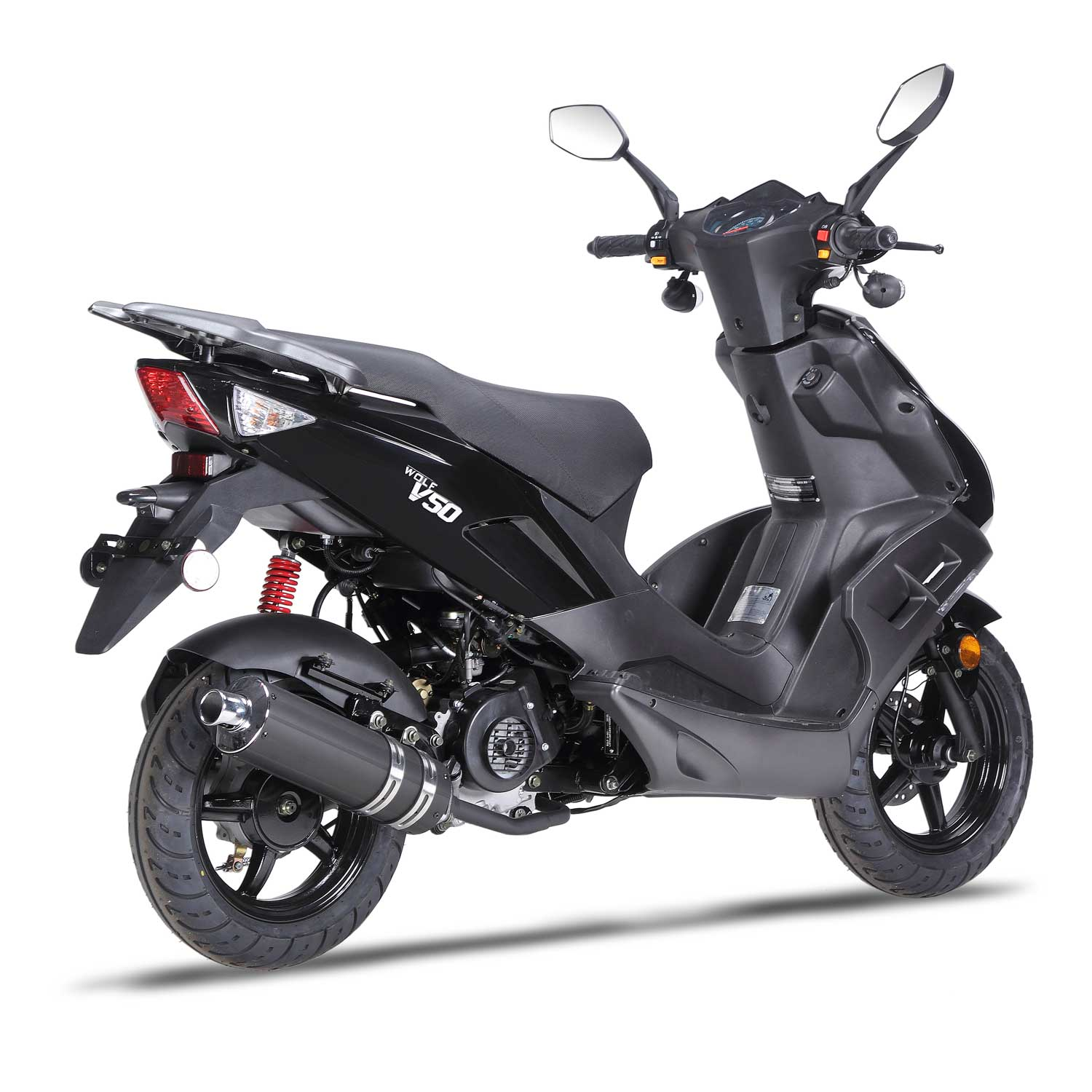 150cc Scooter Wolf V-150 - 150cc Scooter