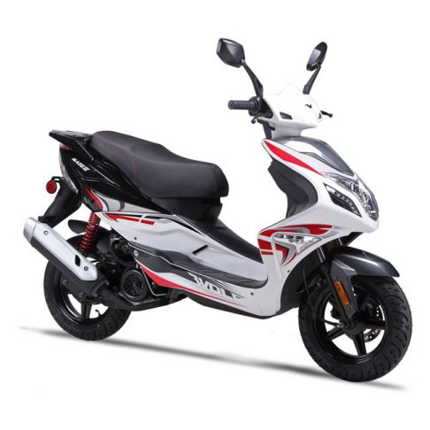 49cc 50cc 150cc Gas Powered Motor Scooters Mopeds