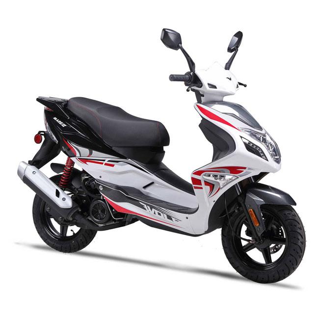 Wolf Blaze – 50cc Scooter