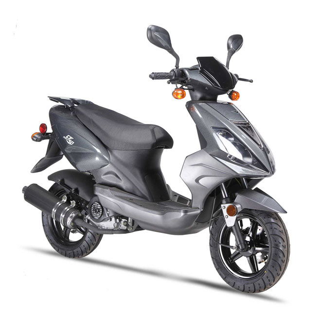 49cc 50cc 150cc Gas Powered Motor Scooters Mopeds Wholesale