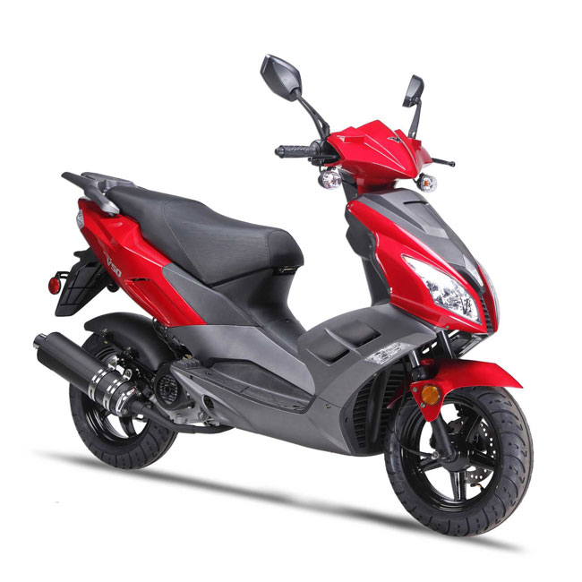 49cc 50cc 150cc gas powered motor scooters mopeds whole wolf v50 50cc scooter