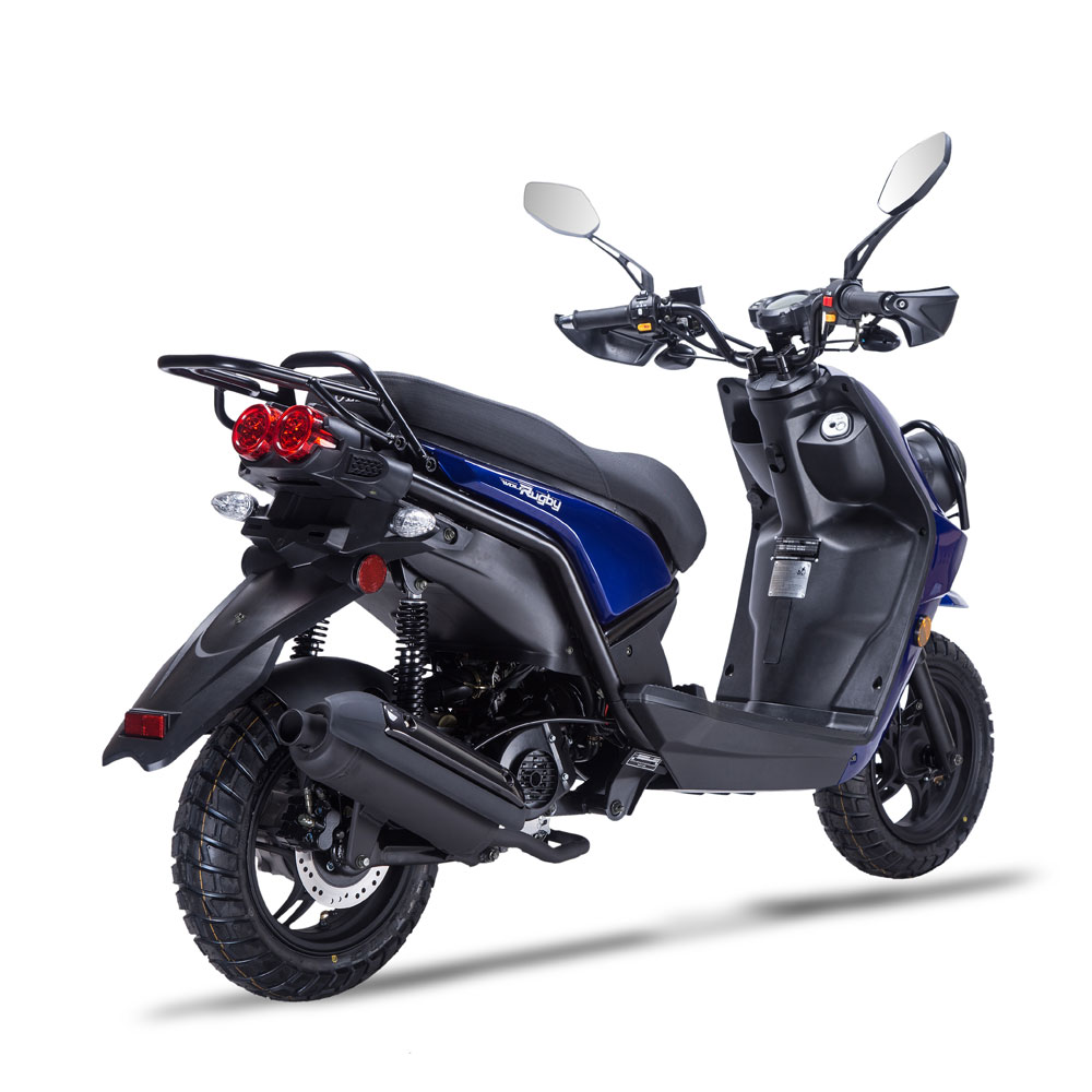 150cc Scooter Wolf Rugby II - 150cc Scooter