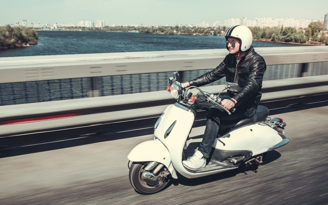 How to Ride a Scooter [6 Tips You Must Know]