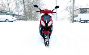 Getting Your Motor Scooter Ready for Winter [4 Important Steps]