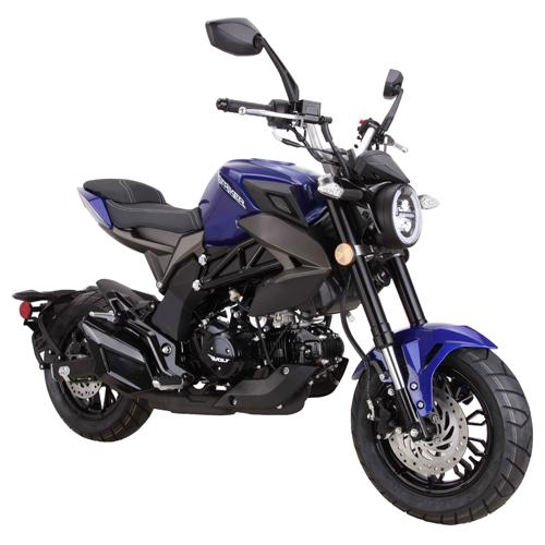 Wolf Striker – 125cc Mini Moto